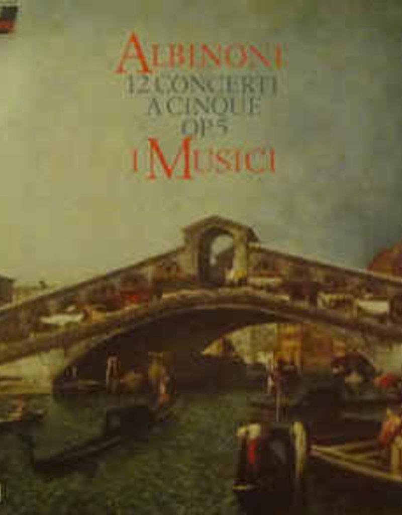 Used Vinyl Albinoni- 12 Concerti