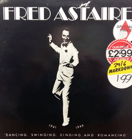 Used Vinyl Fred Astaire- Dancing, Swinging, Singing, And Romancing