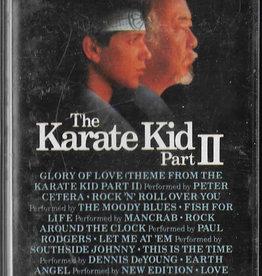 Used Cassette The Karate Kid Part II Soundtrack