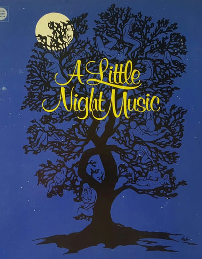 Used Vinyl A Little Night Music Broadway Cast Recording Soundtrack