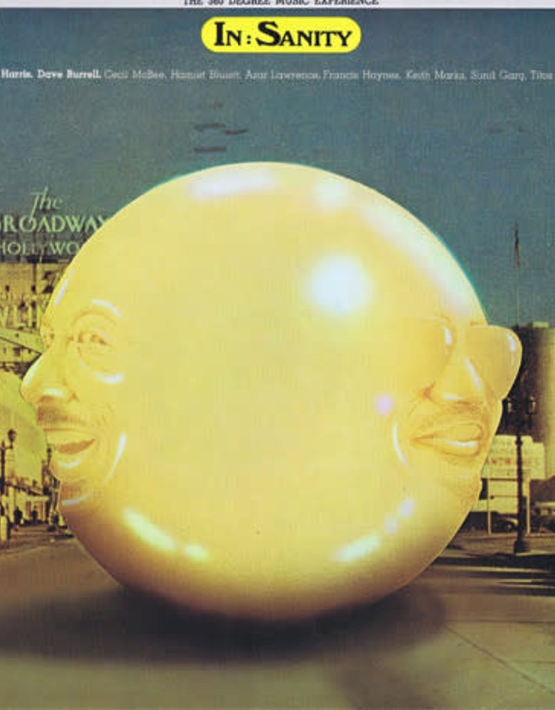 Used Vinyl 360 Degree Music Experience- In: Sanity (Italian Pressing)