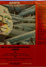 Used Cassette Alan Parsons Project- I Robot