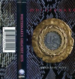 Used Cassette Whitesnake- Greatest Hits