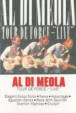 """Used Cassette Al Di Meola- Tour De Force """"Live"""""""