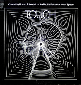 Used Vinyl Morton Subotnick- Touch