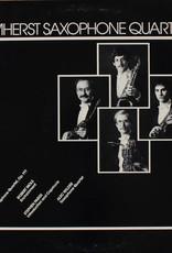 Used Vinyl Amherst Saxophone Quartet- Amherst Saxophone Quartet