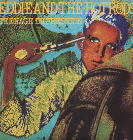 Used Vinyl Eddie And The Hot Rods- Teenage Depression