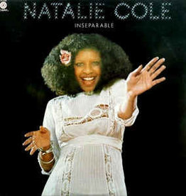 Used Vinyl Natalie Cole- Inseparable