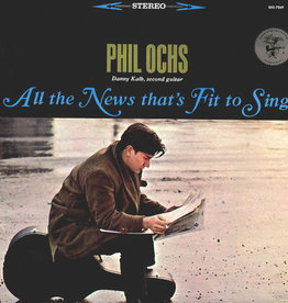 Used Vinyl Phil Ochs- All The News That's Fit To Sing
