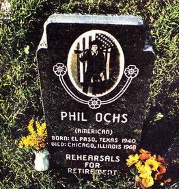 Used Vinyl Phil Ochs- Rehearsals For Retirement
