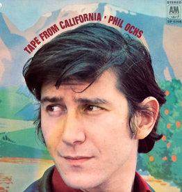 Used Vinyl Phil Ochs- Tape From California