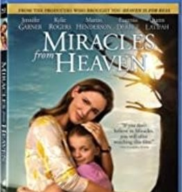 Used BluRay Miracles From Heaven