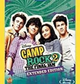 Used BluRay Camp Rock 2: The Final Jam Extended Edition