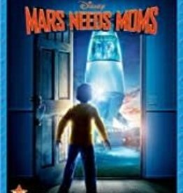 Used BluRay Mars Needs Moms