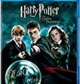 Used BluRay Harry Potter And The Order Of The Phoenix