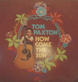 Used Vinyl Tom Paxton- How Come The Sun