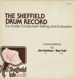 Used Vinyl Various- The Sheffield Drum Record