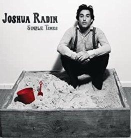 Used CD Joshua Radin- Simple Times