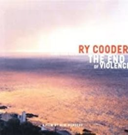 Used CD Ry Cooder- The End Of Violence