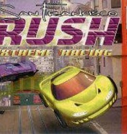 Nintendo N64 San Francisco Rush