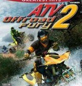 PS2 ATV Offroad Fury 2