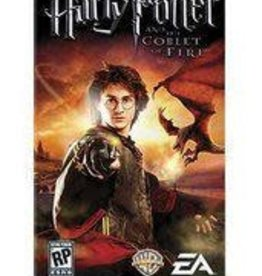 PSP Harry Potter and the Goblet of Fire