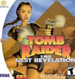 Sega Dreamcast Tomb Raider Last Revelation