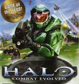 Xbox Halo: Combat Evolved [Game of the Year]