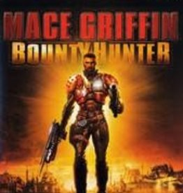 Xbox Mace Griffin Bounty Hunter