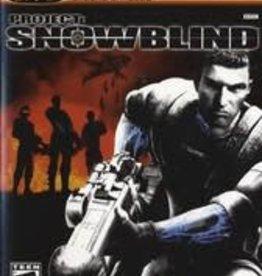 Xbox Project Snowblind