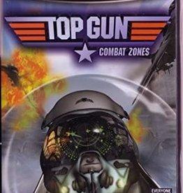Gamecube Top Gun Combat Zones