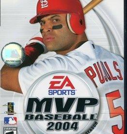 PS2 MVP Baseball 2004