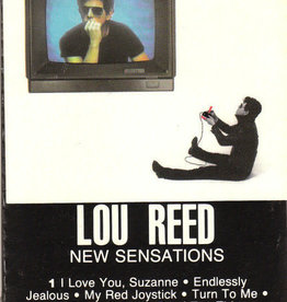 Used Cassette Lou Reed- New Sensations