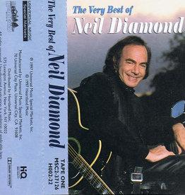 Used Cassette Neil Diamond- The Very Best Of Neil Diamond
