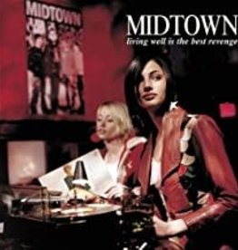 Used CD Midtown- Living Well Is The Best Revenge