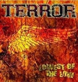 Used CD Terror- Lowest Of The Low