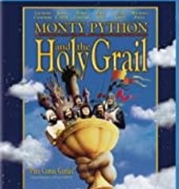 Used BluRay Monty Python And The Holy Grail
