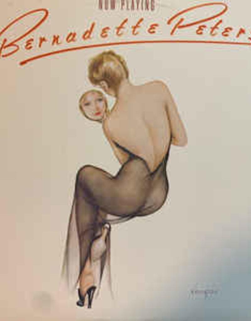 Used Vinyl Bernadette Peters- Now Playing