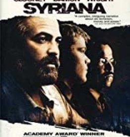 Used BluRay Syriana