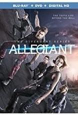 Used BluRay Allegiant