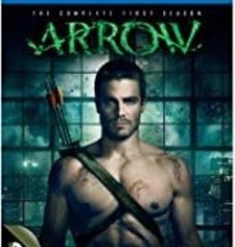 Used BluRay Arrow Complete First Season