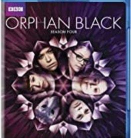 Used BluRay Orphan Black Season Four