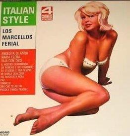 Used Vinyl Los Marcellos Ferial- Italian Style