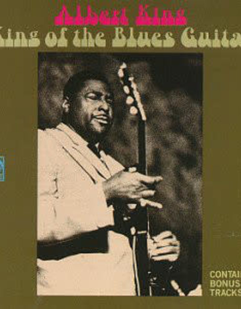 Used CD Albert King- King Of The Blues Guitar