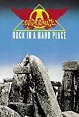 Used CD Aerosmith- Rock In A Hard Place