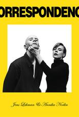 Used Vinyl Jens Lekman & Annika Norlin- Correspondence (SEALED Yellow Translucent)