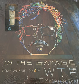 Used Vinyl Various- In The Garage: Live Music From WTF w/Marc Maron (SEALED Brown & Black Swirl)