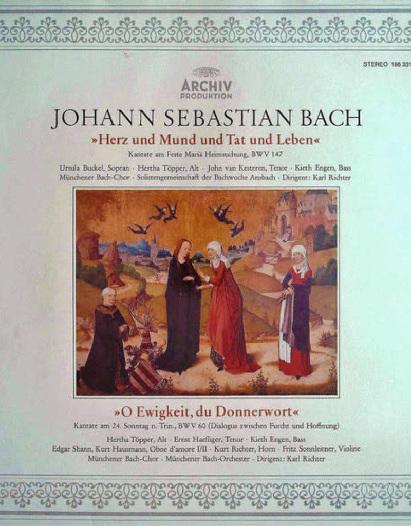 Used Vinyl Bach- Herz Und Mund Und Tat Und Leben