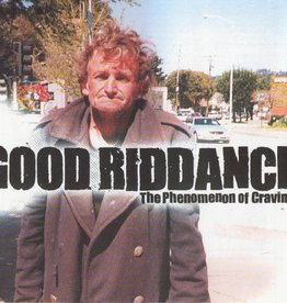 Used CD Good Riddance- The Phenomenon Of Craving
