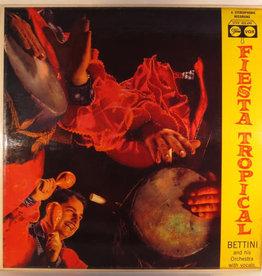 Used Vinyl Duo Bettini Et Son Orchestre- Fiesta Tropical